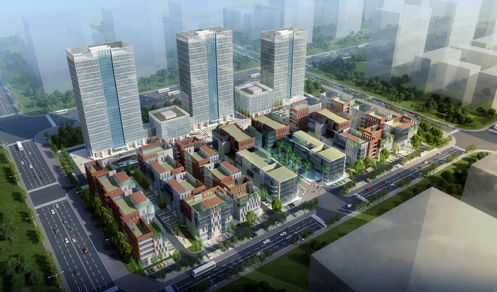 郑州赛维外幕墙工程设计案例