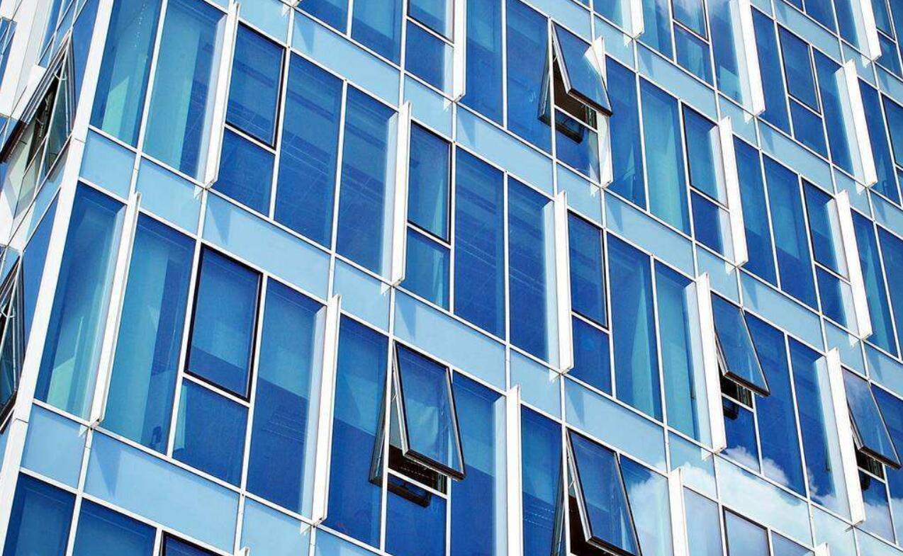 玻璃幕墙所用材料的一般规定