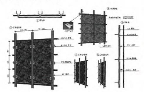 干挂石材幕墙施工工艺及流程