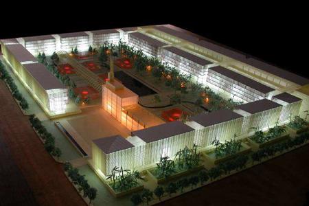 中国农业银行数据中心玻璃幕墙设计案例
