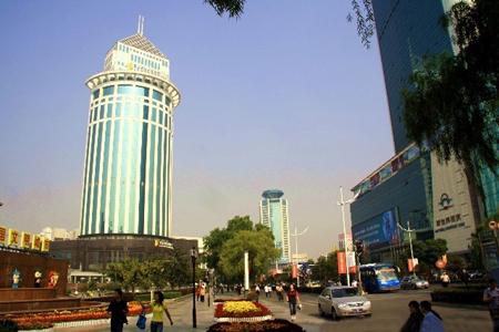武汉建银大厦金属幕墙、玻璃幕墙设计案例