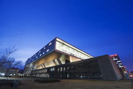 中国国家图书馆新馆金属幕墙设计效果图案例