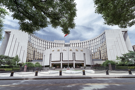 中国人民银行大楼石材幕墙设计效果图案例