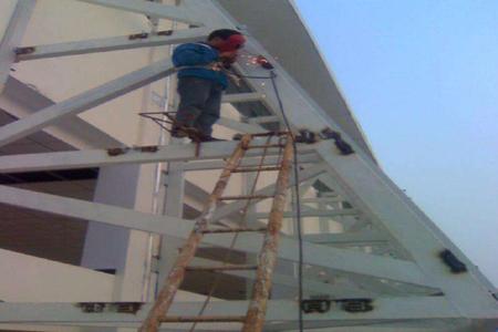 金属幕墙安装方法及技术方案