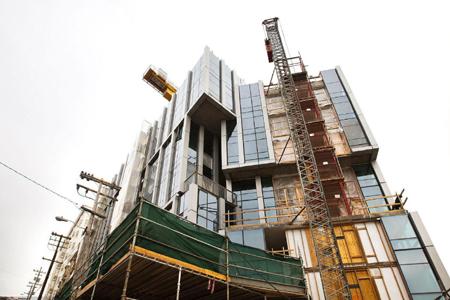 建筑幕墙工程施工计划方案
