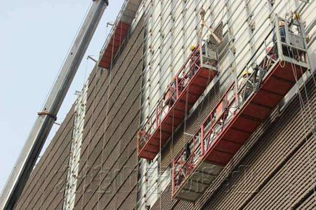 幕墙工程验收规范要求