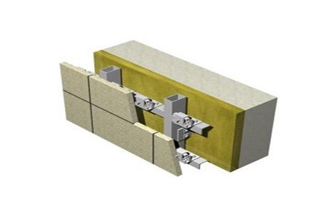 单元式石材幕墙工程施工实例分析