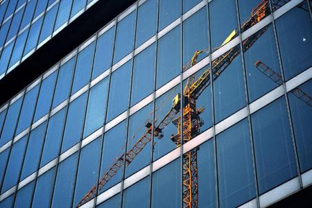 玻璃建筑幕墙施工方案概述