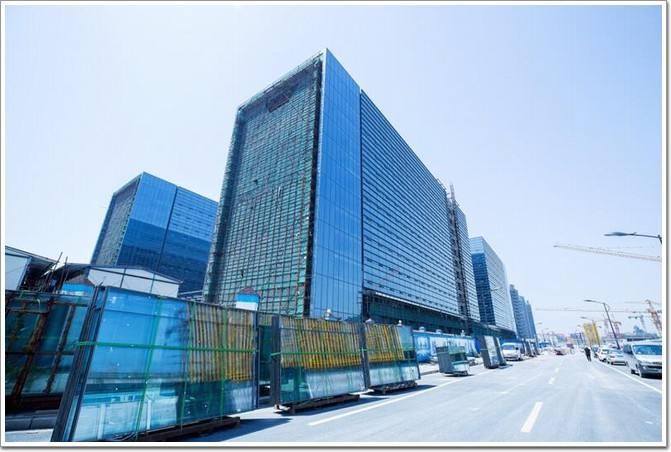 单元板块玻璃幕墙施工技术