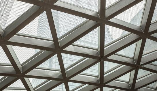 屋顶幕墙钢结构设计说明