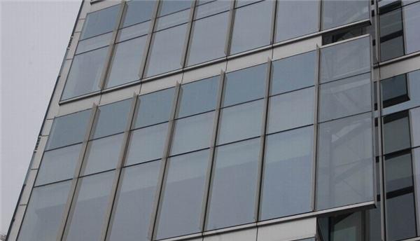 玻璃幕墙施工技术方案(第二节)