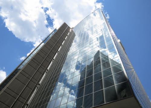 玻璃幕墙施工安全文明生产技术措施
