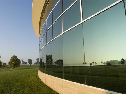 你一定不知道的明框玻璃幕墙施工方案