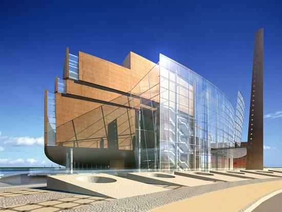 建筑幕墙设计中抗震设计的重要作用讲解(一)