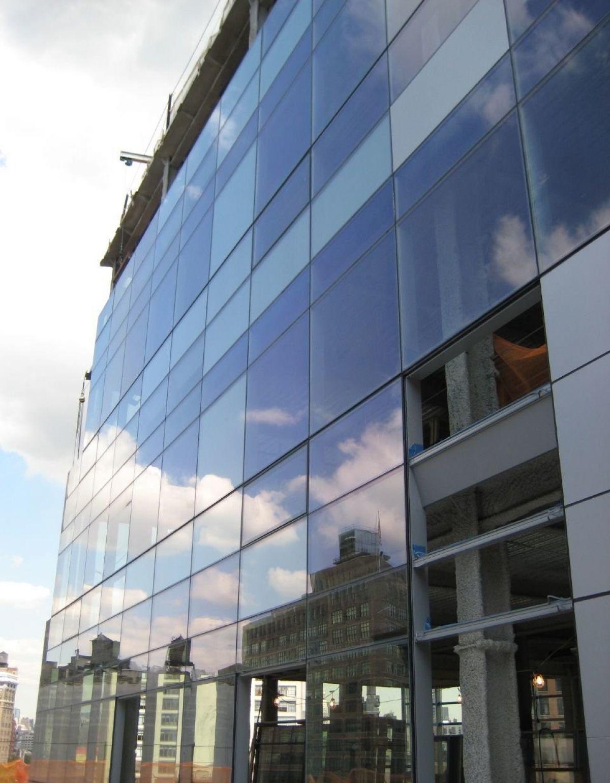 建筑幕墙设计中抗震设计的重要作用讲解(三)