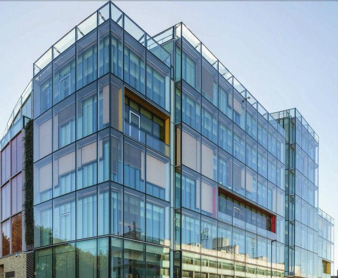 点支式玻璃幕墙设计规范
