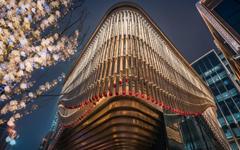 上海复兴艺术中心金属幕墙设计施工效果图