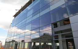 玻璃幕墙自然通风设计规范