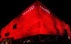 上海保利大剧院石材幕墙设计施工案例