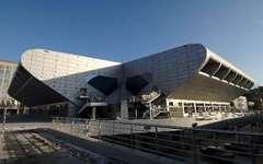 北京航空航天大学体育馆幕墙设计案例
