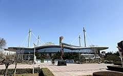 北京昌平体育馆幕墙设计案例