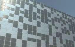 光伏幕墙施工工艺原理及技术亮点