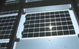 光伏幕墙在钢结构建筑立面的工艺原理及操作要点