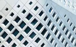 中开建筑分享幕墙工程中的计算规则