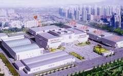 国际展览中心(老馆)石材幕墙设计案例