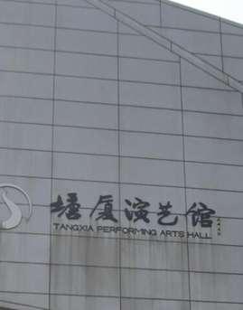 东莞市塘厦镇体育馆幕墙设计效果图