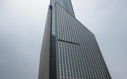 中开建筑为您揭秘世博中心幕墙工程