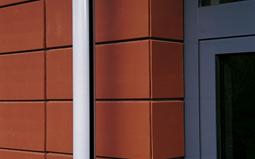 陶土板幕墙的优越性能