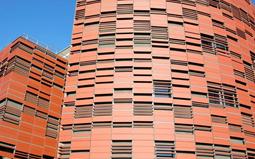 陶土板幕墙|常用的陶土板系统