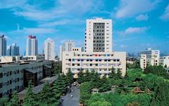 上海市第六人民医院石材幕墙设计施工案例
