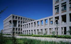 中关村环保科技园J03科技厂房玻璃幕墙施工案例