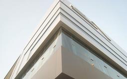 幕墙铝单板兼具保温和防火功能