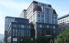 王府井大厦石材幕墙设计施工案例