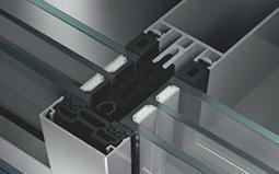 铝合金型材建筑幕墙