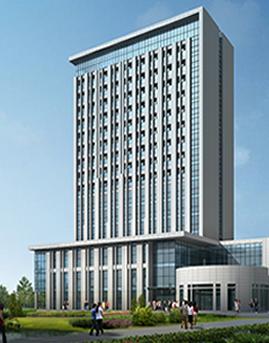 安顺市人民医院石材幕墙设计施工案例