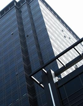江苏海澜国贸大厦幕墙设计效果图