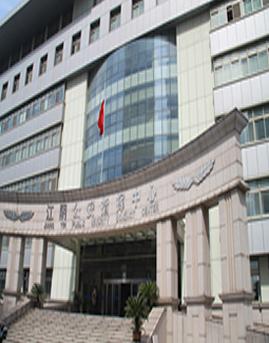 江阴市公安局110指挥中心大楼幕墙设计效果图