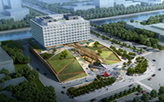 上海国际旅游度假区核心区管理中心幕墙设计案例
