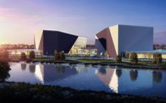 辽宁艺术中心幕墙设计施工案例