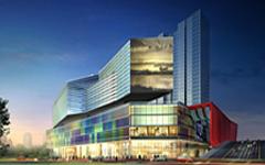 天融中兴商业广场幕墙设计案例