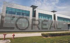 欧莱雅中国研发中心办公楼幕墙设计施工案例