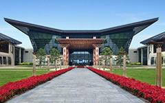 雁栖湖国际会议中心幕墙设计案例