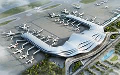桂林两江国际机场新航站楼幕墙设计案例