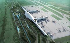 南宁吴圩国际机场新航站楼幕墙设计案例
