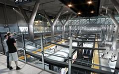 北京6号线地铁车站钢结构、铝单板幕墙设计案例