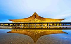 昆明长水国际机场航站楼幕墙设计案例